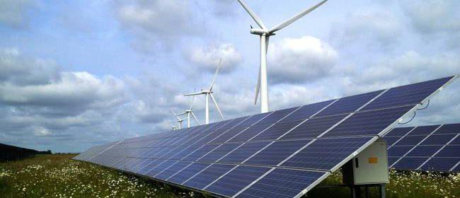 la energia luminica es renovable o no renovable