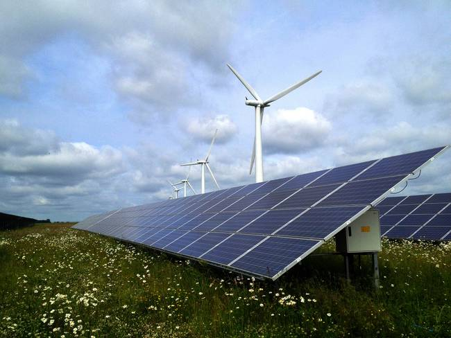 RENEWABLE ENERGY FORECASTING, WIND ENERGY AND SOLAR ENERGY 2