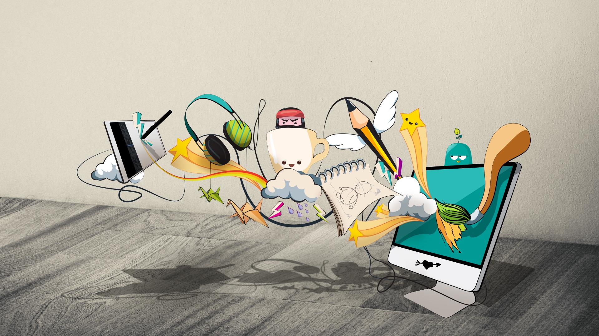 Tendencias en diseño y desarrollo web 1