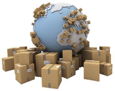 embalaje de los paquetes