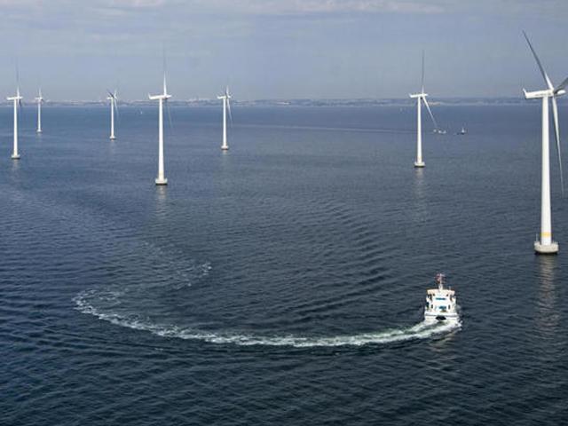 previsión de energía eólica