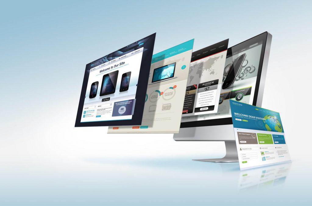 Создание интернет сайта