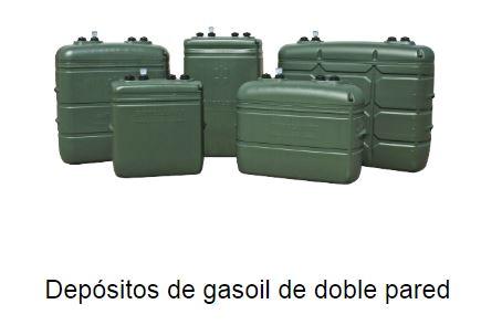 Depósitos de gasoil Doble Pared