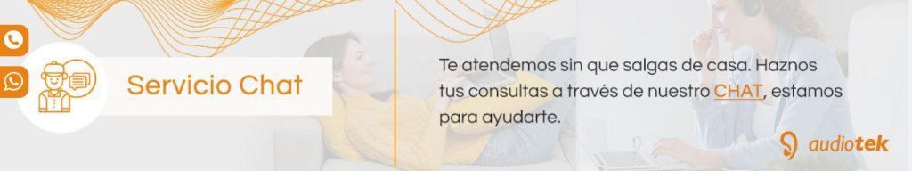 AUDIOTEK TE AYUDA DURANTE EL CONFINAMIENTO chat